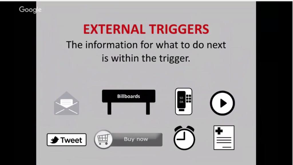 external-triggers
